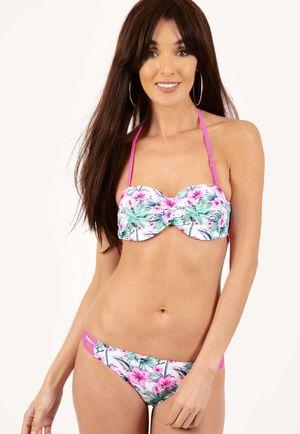 Pippin Pink Floral Bikini Set-Copy