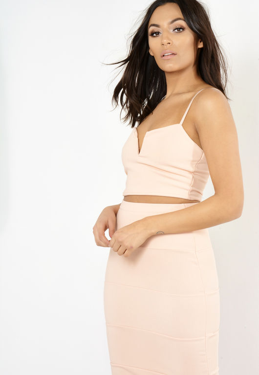 Nude Two Piece Panel Set